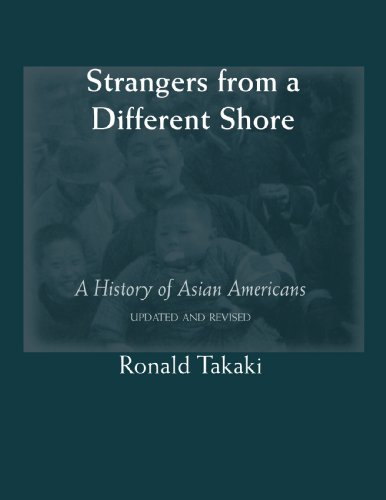 ronald takaki, strangers from a different shore essay Strangers from a different shore by ronald takaki since the beginning of time there has been a distinct division between the sexes through sheer definition there is a physical difference between the two but as time has passed there has been an indisputable recognition of the differences in personality and cognition.