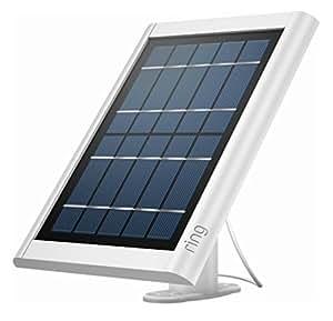 Ring Solar Panel for Spotlight Cam Battery - White