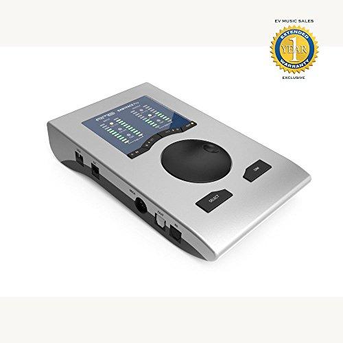 RME Babyface Pro 24-Channel 192 kHz USB Bus-Powered Audio Interface