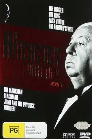 The Hitchcock Collection (Volume 1) - 3-DVD Set ( The Lodger / The Ring / Easy Virtue / The Farmer's Wife / The Manxman / Blackmail / Juno and the Pay [ NON-USA FORMAT, PAL, Reg.0 Import - Australia ]