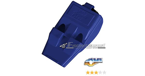 Acme Tornado T2000 Referees Whistle Blue by Acme