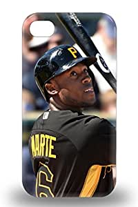 Iphone Durable Protection 3D PC Case Cover For Iphone 4/4s MLB Pittsburgh Pirates Starling Marte #6 ( Custom Picture iPhone 6, iPhone 6 PLUS, iPhone 5, iPhone 5S, iPhone 5C, iPhone 4, iPhone 4S,Galaxy S6,Galaxy S5,Galaxy S4,Galaxy S3,Note 3,iPad Mini-Mini 2,iPad Air )