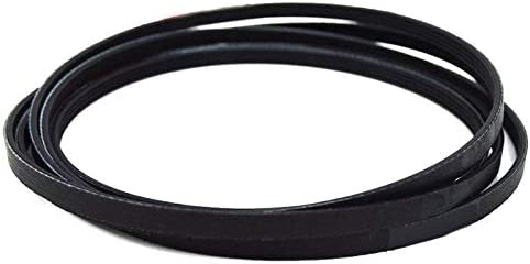 137292700 Dryer Drum Belt Replacement for Frigidaire Kenmore GE 134163500 134503900 1615170 WE12M29