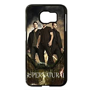 2015 Bestselling Supernatural Boys Phone Case for Sumsung S6 black