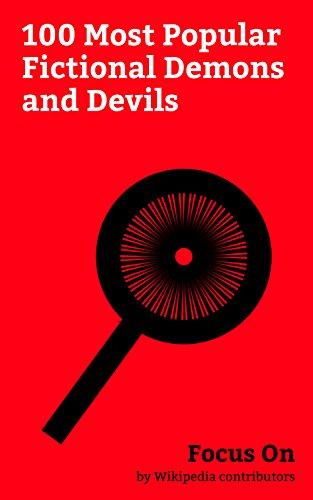 Focus On: 100 Most Popular Fictional Demons and Devils: It (character), Cthulhu, Apocalypse (comics), The Babadook, Dormammu, Jason Voorhees, Sauron, Davy ... Caribbean), Freddy Krueger, Hellboy, etc. (Jason Book Comic Voorhees)