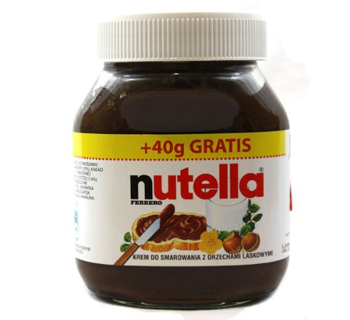Ferrero Nutella Hazelnut Chocolate Spread product image