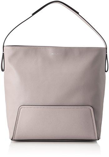 Marc O'Polo Hobo - Shoppers y bolsos de hombro Mujer Gris (Pearl)