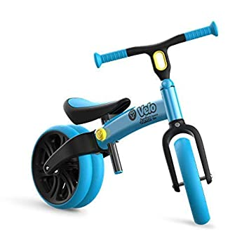 Yvolution Y Velo Junior Toddler Bike | No-Pedal Balance Bike | Ages 18 Months to 4 Years