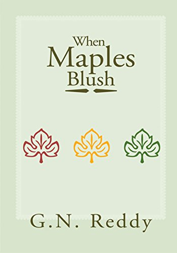When Maples Blush