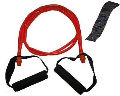 Maximum Fitness Gear Dual Tubing Resistance Band