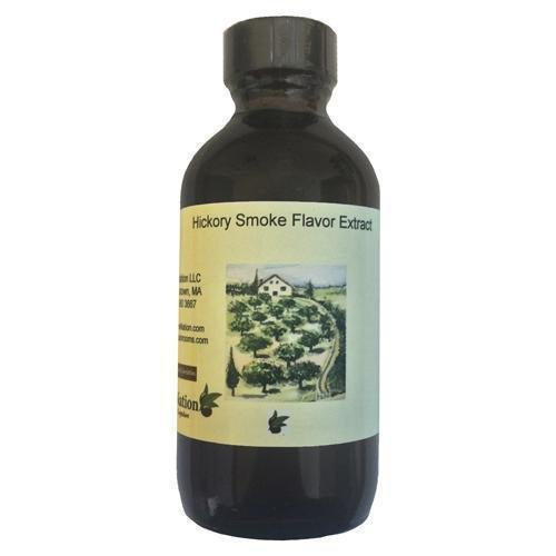 Hickory Smoke Flavor Extract 128 oz by OliveNation