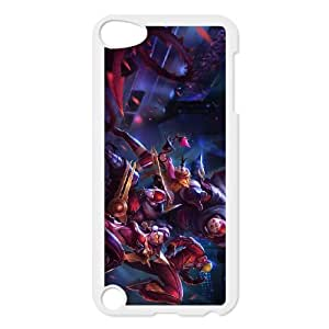iPod Touch 5 Case White League of Legends SKT T1 Lee Sin Exosl