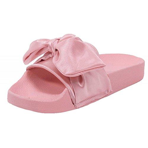 Type Rose Primtex Coloris Claquettes Noeud Satiné Claquettes Ruban Femme Ruban Divers fwRSwXF6q
