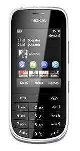 "Nokia Asha 202 - Teléfono móvil (6,1 cm (2.4""), 320 x 240 Pixeles, LCD, microSD (TransFlash), 64 MB, 32 GB) Gris"