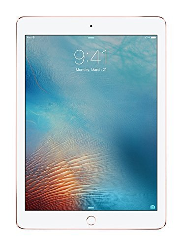 iPad Pro 9.7-inch (128GB Wi-Fi Rose Gold) MM192LLA 2016 Model