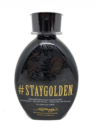- Ed Hardy #STAYGOLDEN 13.5 oz