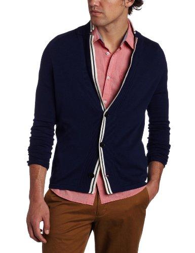 J.C. Rags Men's Fast Knit Cardigan Shirt