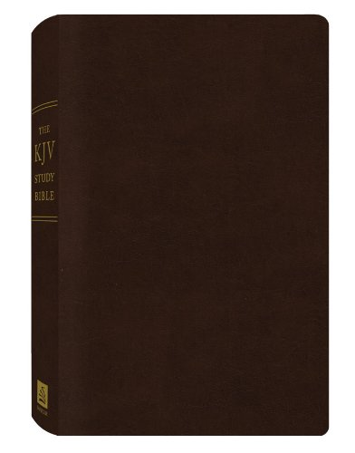 The KJV Study Bible (Bonded Leather) (King James Bible) ()