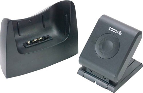Satellite Radio Docking Stereo Station (JVC KS-K6003 Sirius Satellite Radio Plug 'n' Play Home Kit)