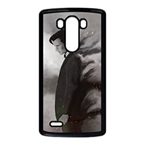 Doctor Who LG G3 Cell Phone Case Black Customized Toy pxf005_9708917