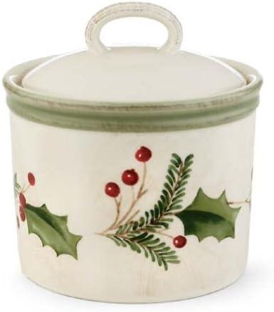 Lenox Holiday Gatherings Common Sugar Bowl