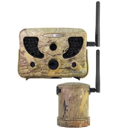 Spypoint Tiny WBF Wireless Trail Camera 8 Mega pixel
