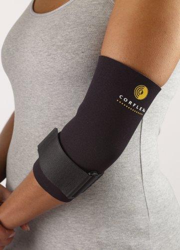 (Corflex Target Elbow Sleeve w/Strap 3/16