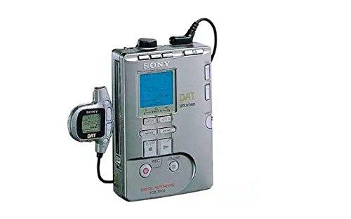 sony portable recording DAT walkman tcd-d100  オリジナルケース  [プレゼント セット]   B00S4082YO