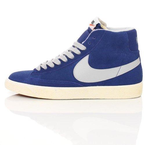 Baskets Blazer Mode Mid 538282400 Homme Premium Nike Suede Vintage PF4qwY