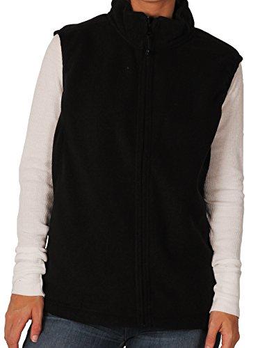 Zip Microfleece Vest - 8