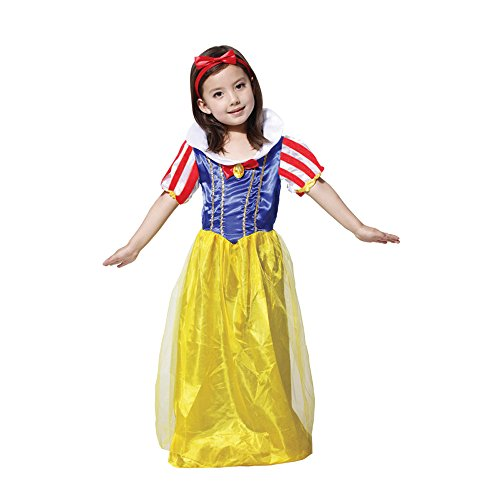 (Girls Fairy Princess Fancy Dress Cosply Costume)