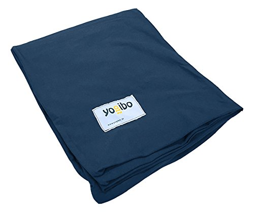 【専用カバー】Yogibo Midi (ネイビーブルー) B0152GJY58 ネイビーブルー ネイビーブルー