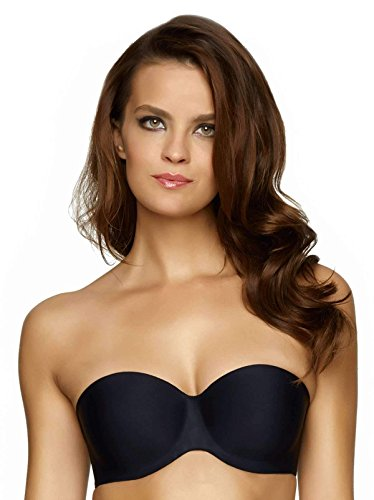 (Felina | Hint of Skin Contour Strapless Bra | Seamless | Demi Cup | 3 Colors)