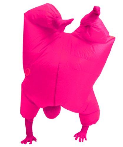 Chub Suit Mens Inflatable Adult Costume
