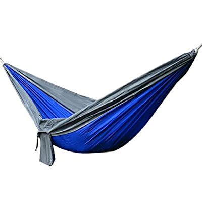 Linuo Hammock for Light Travel Camping Hiking Backpacking 500 Pounds Maximum Capacity