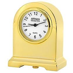 Norman Arch Mantle Collectible Desktop Mini Clock