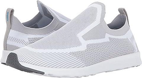 Native Shoes Unisex Ap Zenith Liteknit Mist Grey/Shell White/Dublin Rubber Shoe (Size 8 Native Shoes)