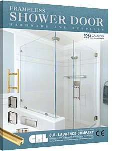 C R Laurence Sd12 Crl Sd12 Frameless Shower Door Hardware And
