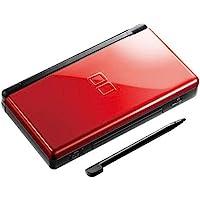 Nintendo DS - Konsole Lite #Crimson Red Black