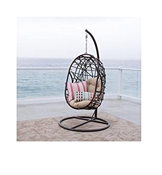 Amazon.com : Best Selling Egg Shaped Outdoor Chair : Patio Rocking Chairs :  Garden U0026 Outdoor