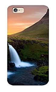 Marvelouscases Brand New Defender Case For Iphone 6 (mountains Landscapes Nature Iceland Waterfalls ) / Christmas's Gift