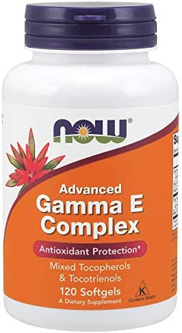 Vitamins & Supplements: NOW Supplements Advanced Gamma E Complex