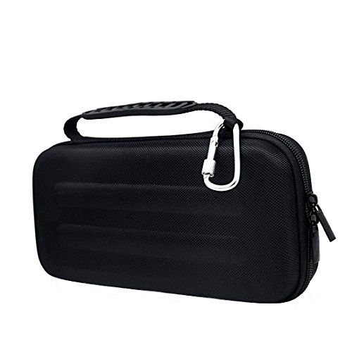 Nintendo Switch Carrying Case, Protective Storage Case Bag for Switch - Nintendo Switch Console Accessories Travel Portable Hard Bag