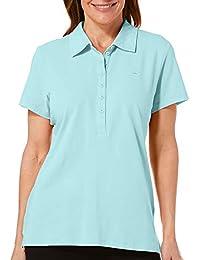 2da0e1e7705 Petite Annie Short Sleeve Polo Shirt