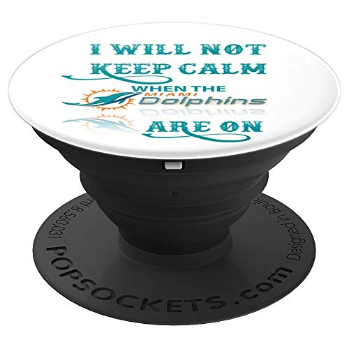 Retro Miami Dolphin Vintage Shirts Gift Mens Womens Kids - PopSockets Grip and Stand for Phones and Tablets