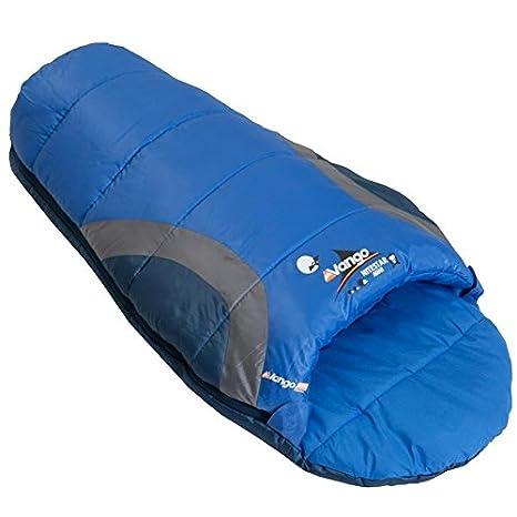 innovative design ce1f1 9dc4c Vango Nitestar Baby Sleeping Bag - Surf Blue: Amazon.co.uk ...