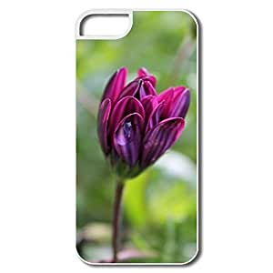 Case For Ipod Touch 4 Cover Case, Flower White Cover Case For Ipod Touch 4 Cover