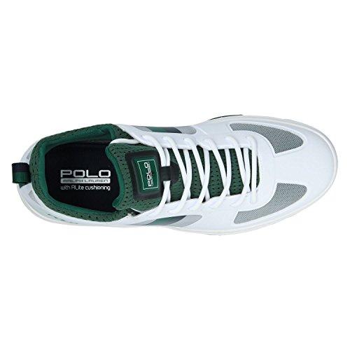 Ralph Lauren Baskets 809-669837-002 COURT200 41 Blanc W8bt5