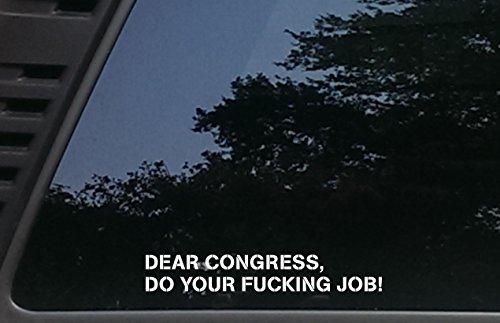 Dear Congress DO Your F_CKING Job! - 8