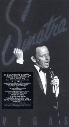 Sinatra: Vegas (Box Set, 4CD/1DVD) by SINATRA,FRANK